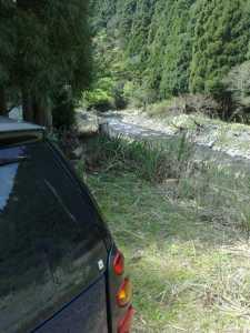 20090502天増川下流部