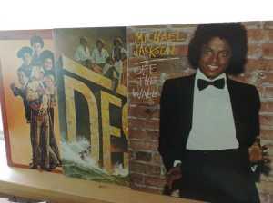 マイケル関連のレコード