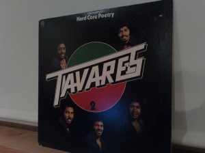 Tavares / Hard Core Poetry