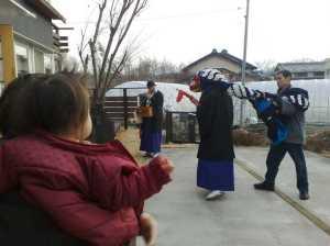 20100219獅子舞