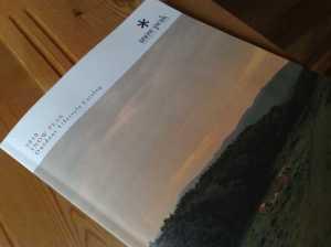 20100217スノーピークのカタログ