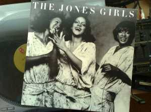 The Jones Girls / (SAME) (1979)