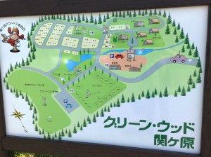 20100529グリーンウッド関ヶ原の全体図
