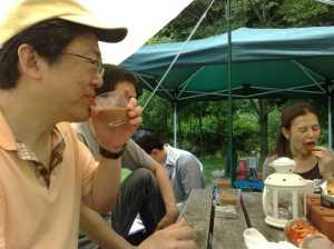 20100710手前は奈良のSYさん